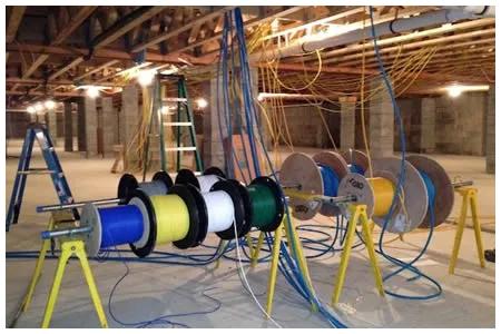 Hamilton Commercial Prewiring