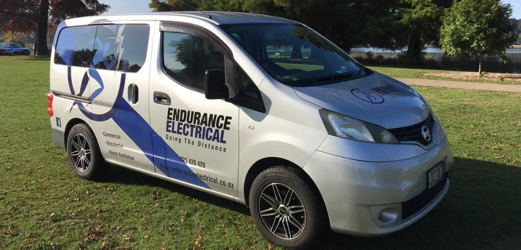 Endurance Electrical Van