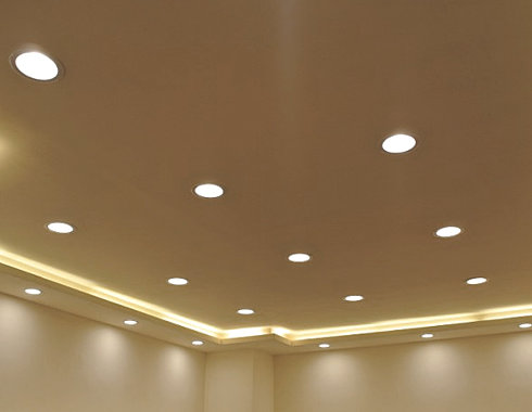 LED recessed ceiling lights