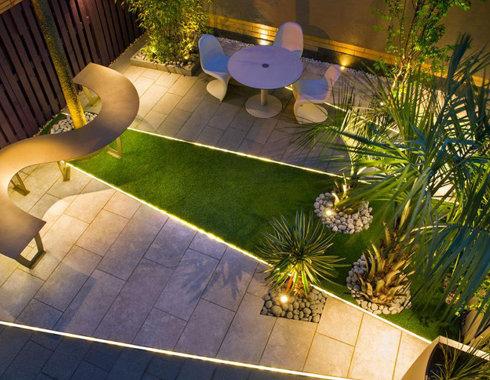 outdoor led garden lighting