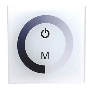 LED touch panel dimmer